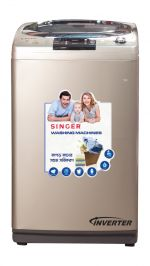 Inverter Washing Machine Singer 10KG Top Loading