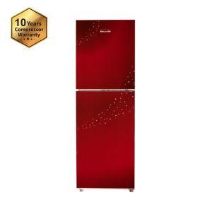 Refrigerator 208 Ltr Singer Galaxy Red