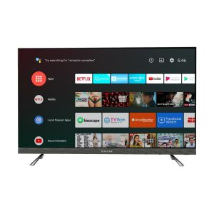Singer 4K Frameless Android TV (S55)