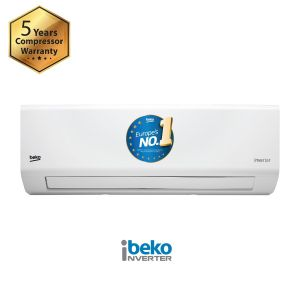 1.0 Ton BEKO Hot & Cool Inverter Air Conditioner