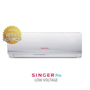 Air Conditioner 1.5 Ton SingerPro Low Voltage