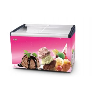 Ice Cream Display Freezer 286 Ltr Singer