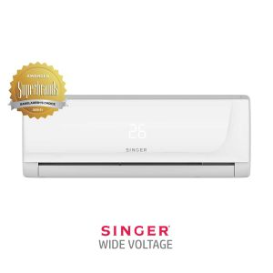 Air Conditioner 1.0 Ton Singer Wide Voltage