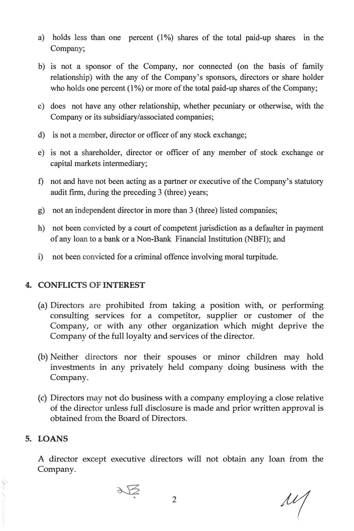 Code of Conduct   SingerBD